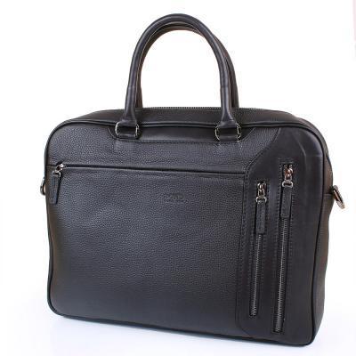Портфель мужской кожаный BOND (БОНД) SHI1095-281
