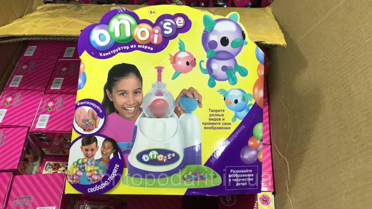 Конструктор для создания игрушек Oonies Волшебная фабрика 36 заготовок как оригинал