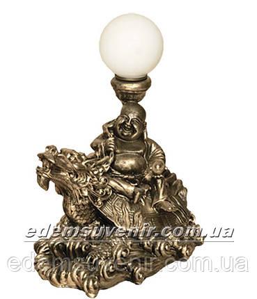 Светильник Хотей на драконе, фото 2