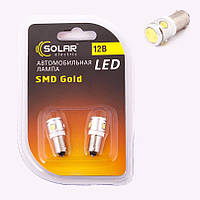 Автолампы светодиодные SOLAR Led лампа T4W 4SMD диода 2 шт.