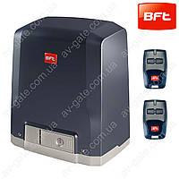Комплект автоматики DEIMOS BT A600 KIT BFT для откатных ворот (масса до 600 кг), фото 1