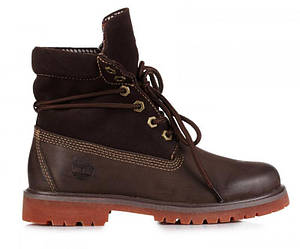 Оригинальные мужские ботинки Timberland Bandits Brown (Тимберленд) - коричневые
