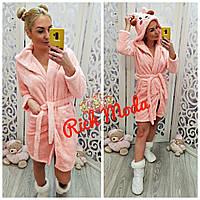 e35e4277e86c Женский велюровый костюм с капюшоном в категории пижамы женские в ...