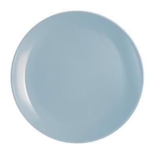 Тарелка обеденная LUMINARC DIWALI LIGHT BLUE