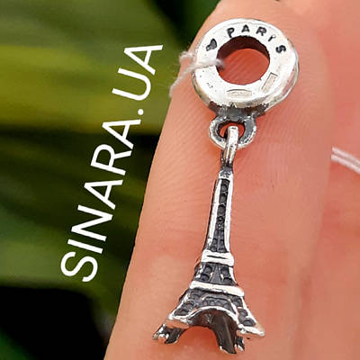 Шарм Пандора Pandora Париж Ейфелева вежа