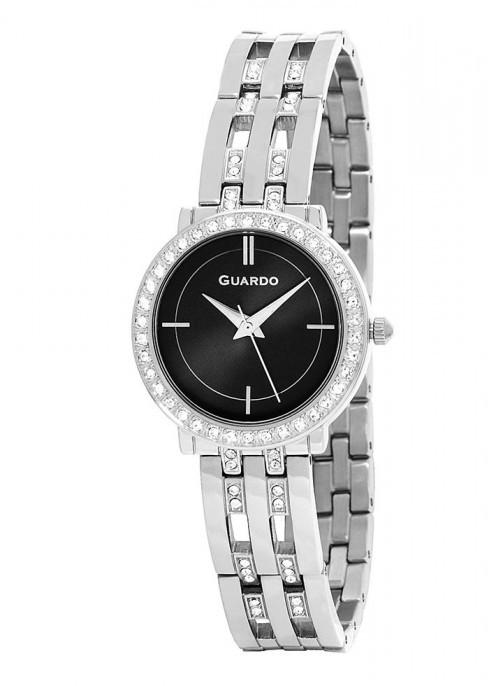 Жіночі наручні годинники Guardo P12178(m) SB