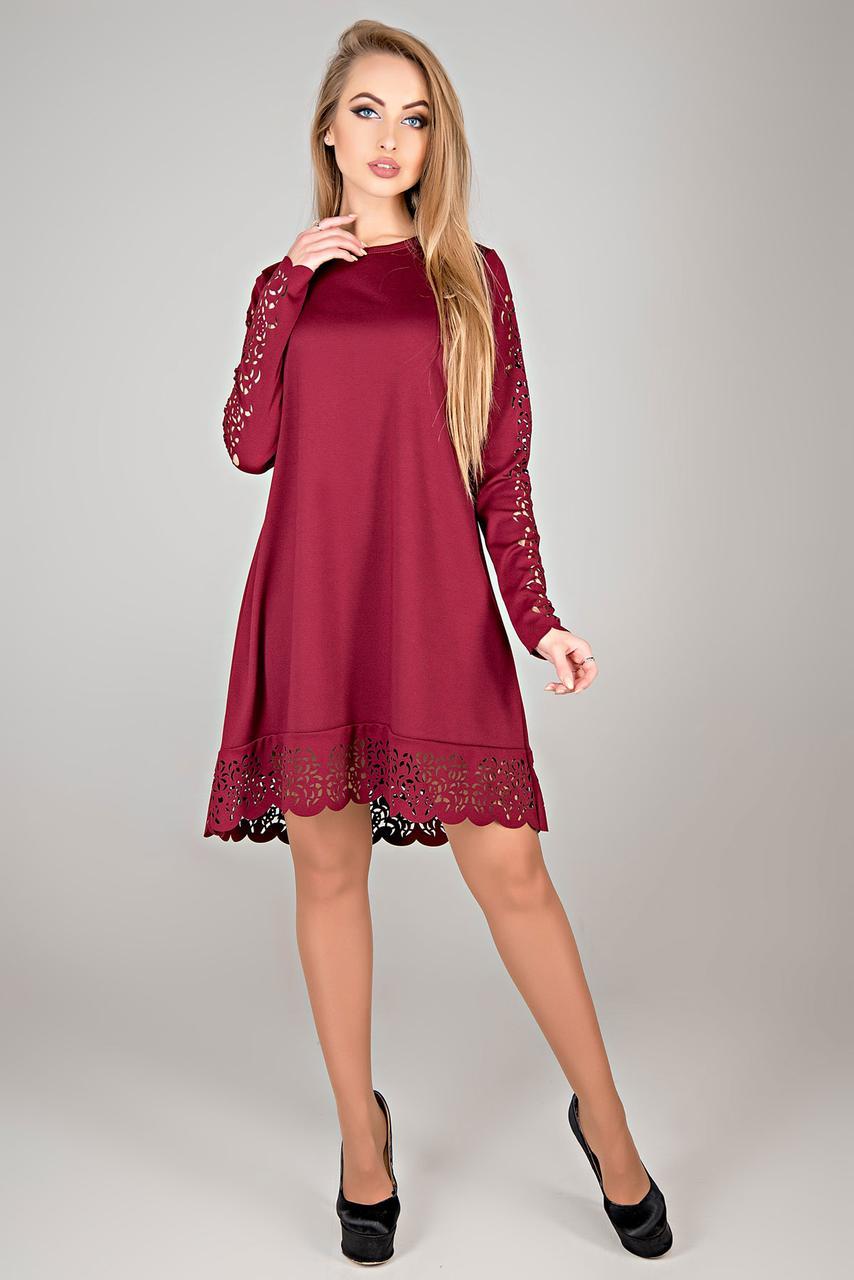 91684b704eb Женское платье свободного кроя