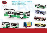 Модель троллейбус