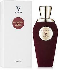 Тестер без крышечки парфюмированная вода унисекс V Canto Lucrethia