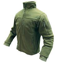 Флисовая куртка Alpha Condor Олива , фото 1