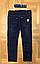 Джинсовые брюки на флисе для мальчиков, Венгрия, CQ, 134  рр., Арт.CQ7117 ,, фото 3