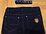 Джинсовые брюки на флисе для мальчиков, Венгрия, CQ, 134  рр., Арт.CQ7117 ,, фото 5
