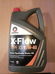Масло моторное (5L) X-FLOW XS 10W-40 SEMISYNT COMMA