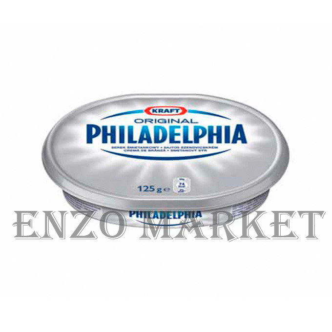 Сыр Philadelphia (Филадельфия) 125 г