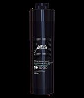 Тонизирующий шампунь для волос с охлаждающим эффектом Estel Alpha Homme 1000ml