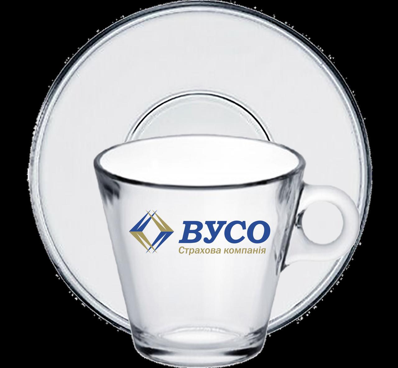 Чашка с логотипом 80 мл