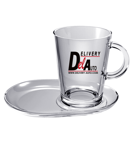 Чашка с логотипом 400 мл