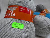 Пряжа для вязания спицами( Лада).