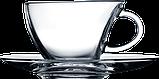 Чашка с логотипом, конус 230  мл, фото 3