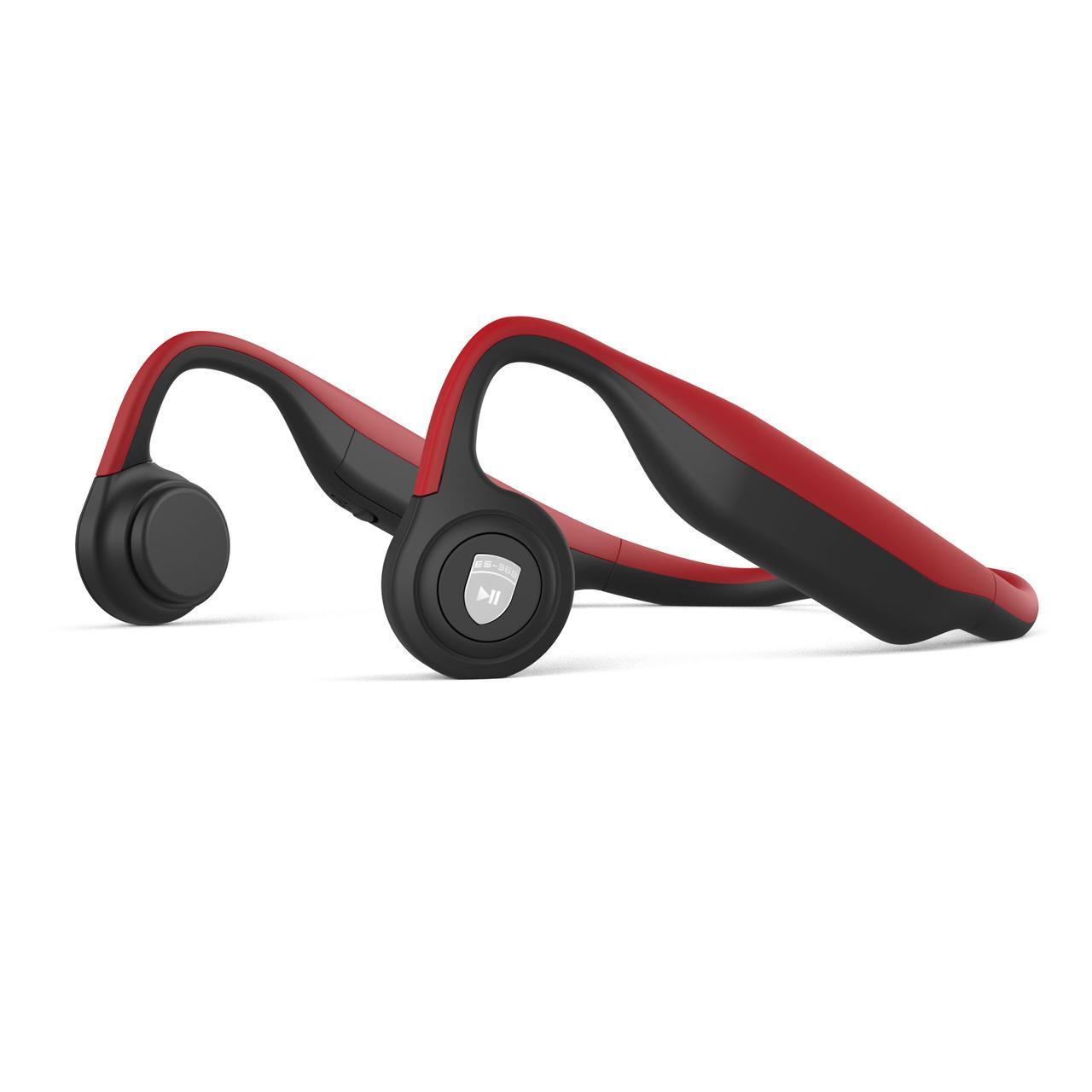 BakeeySmartBoneConductionHeadphoneWireless Bluetooth Стерео Спорт Водонепроницаемы Наушник С микрофоном - 1TopShop