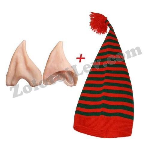 Набір шапка і вуха ельфа