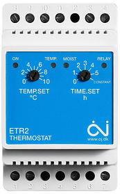 Термостат ETR2–1550 для систем антиобледенения