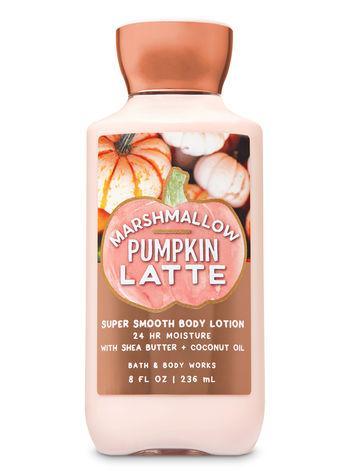 Лосьон для тела Bath&Body Works Marshmallow Pumpkin