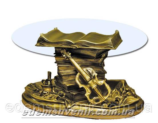 Стол журнальный Скрипка, фото 2