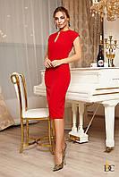 Силуэтное платье, подчеркивающее фигуру, фото 1