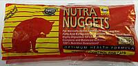 Nutra Nuggets Hairball Control Formula (Красная) 100 г. Шерстивыводящий с профилактикой мочекаменной болезни.