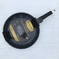 Сковорода с гранитным покрытием Edenberg EB-4127 30 см, фото 1