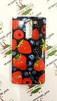 Чехол для LG G3 Stylus D690 (Лесные ягоды)