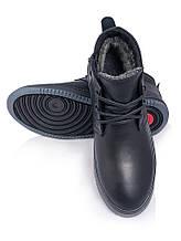 Кожаные мужские ботинки 6235-28