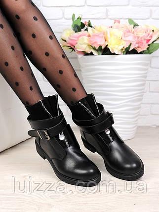 Ботинки LuX с пряжкой, фото 2