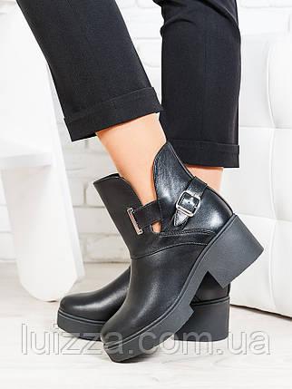 Ботинки кожаные Deizi 36-40р, фото 2