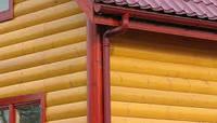 Блок-хаус сосна (АВ) 45х135х4500мм