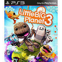 Игра SONY LittleBigPlanet 3 [PS4, Russian version] Blu-ray диск (9424871)