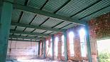 Ангар тип - «Орск»  1584кв.м. Двускатный, в наличии. Цех,навес,каркас,фермы, склад., фото 3