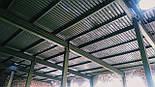 Ангар тип - «Орск»  1584кв.м. Двускатный, в наличии. Цех,навес,каркас,фермы, склад., фото 2