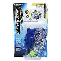 Beyblade Burst Бейблэйд Волчок с пусковым устройством Hyrus h2 Hasbro