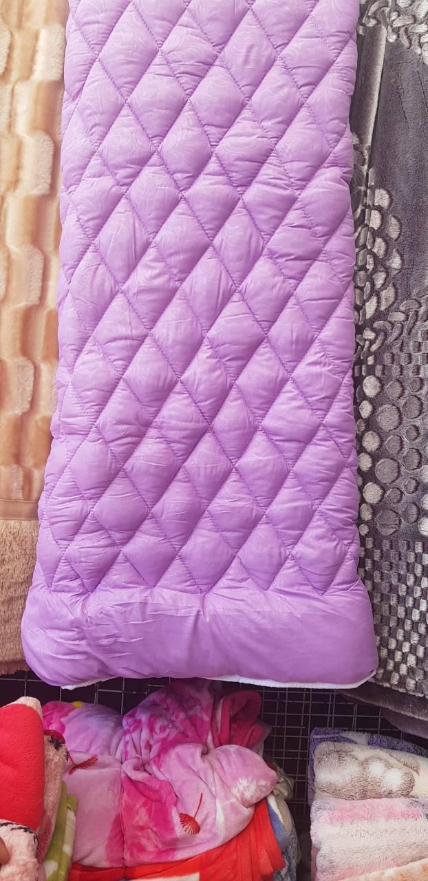 Одеяло на Холлофайбере и микрофибра ткань закрытое 1,5*2,1