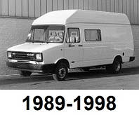 Разборка DAF 400 2.5 Diesel, 2.5 TD (89/98) - Автошрот, авто разборка ДАФ 400 Лейланд.