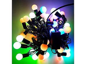 Гирлянда Шарики 40 ламп, фото 2