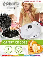 Вафельница Camry CR 3022, фото 1