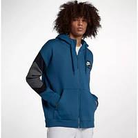 ac20e7e1 Толстовка мужская Nike Sportswear Air Men's Full-Zip Hoodie 928629-474 Синий