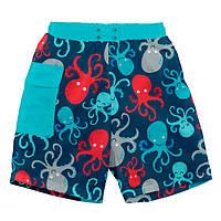Шорты - подгузники I Play Navy Octopus (722169-6306 Navy Octopus)