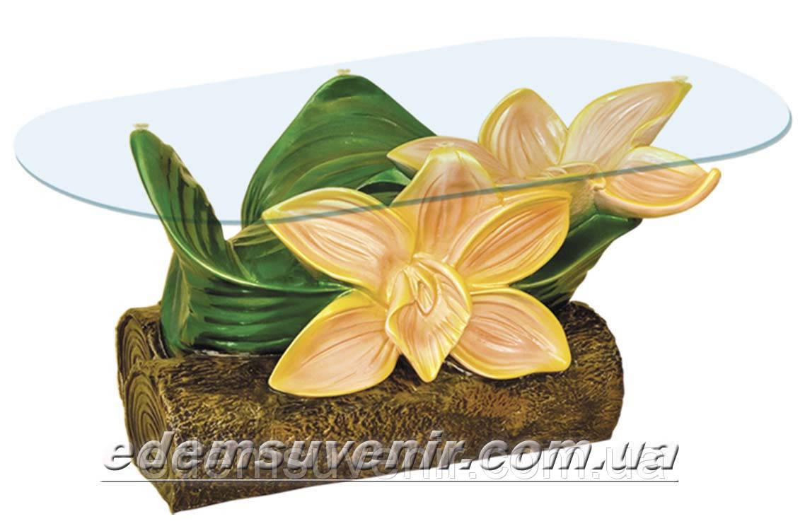 Стол журнальный Орхидея
