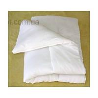 Одеяло детское из антиаллергенного силикона 90х120 см (бязь отбеленная)