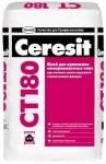 Клей для приклеювання вати Ceresit СТ 180/27kg купити Львів
