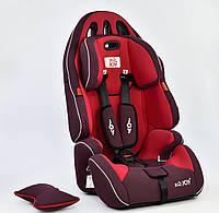 Детское Автокресло G 4566  Цвет красный 9-36 кг Joy